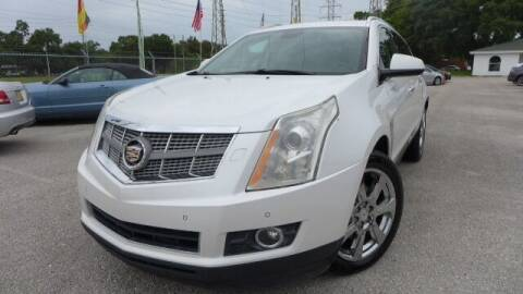 2011 Cadillac SRX for sale at Das Autohaus Quality Used Cars in Clearwater FL