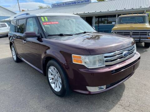 2011 Ford Flex for sale at HACKETT & SONS LLC in Nelson PA