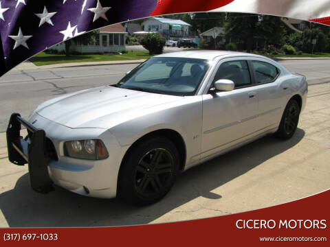 2010 Dodge Charger for sale at Cicero Motors in Cicero IN