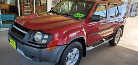 2002 Nissan Xterra for sale at City Auto Sales in La Crosse WI