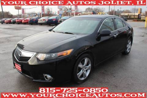 2011 Acura TSX for sale at Your Choice Autos - Joliet in Joliet IL