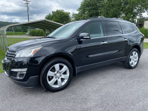 2016 Chevrolet Traverse for sale at Finish Line Auto Sales in Thomasville PA