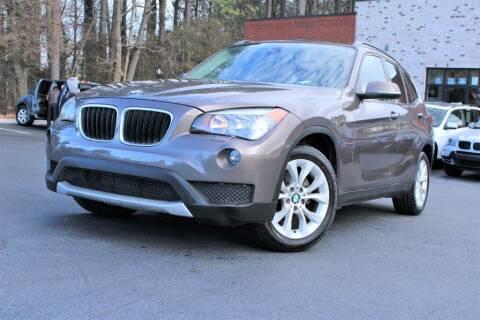 2013 BMW X1 for sale at Atlanta Unique Auto Sales in Norcross GA