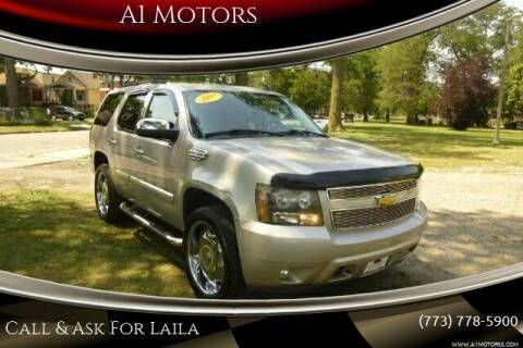 2007 Chevrolet Tahoe for sale at A1 Motors Inc in Chicago IL