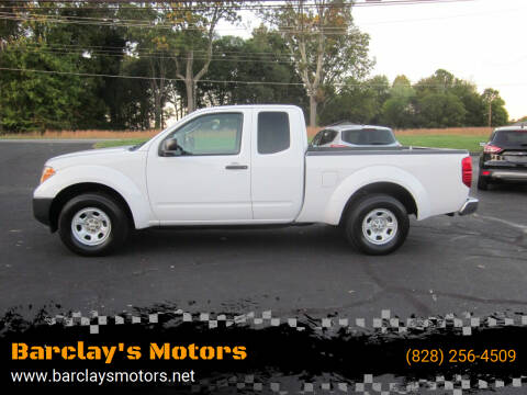 2007 Nissan Frontier for sale at Barclay's Motors in Conover NC