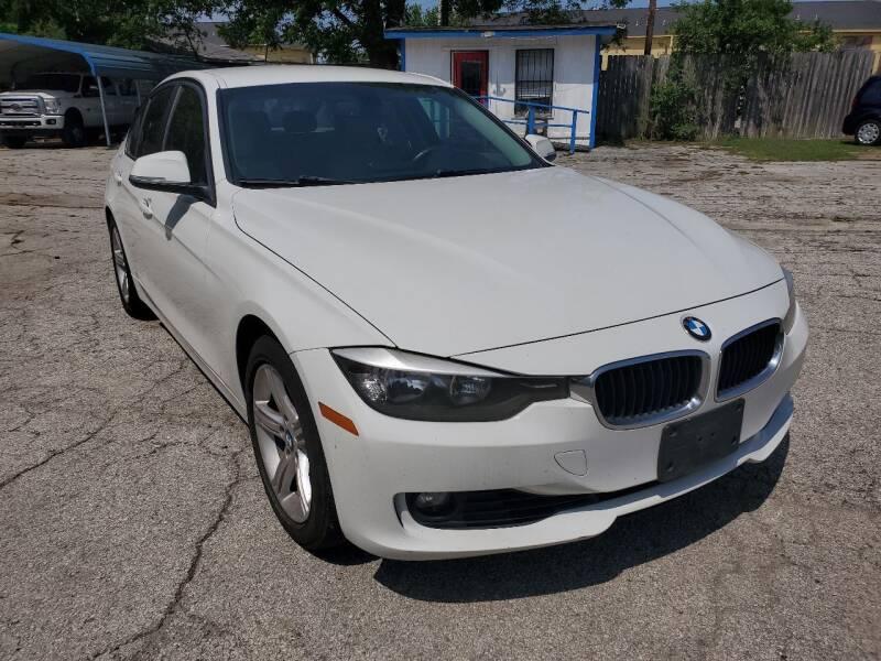 2014 BMW 3 Series for sale at Tony's Auto Plex in San Antonio TX