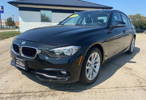 2016 BMW 3 Series for sale at Auto House of Bloomington in Bloomington IL