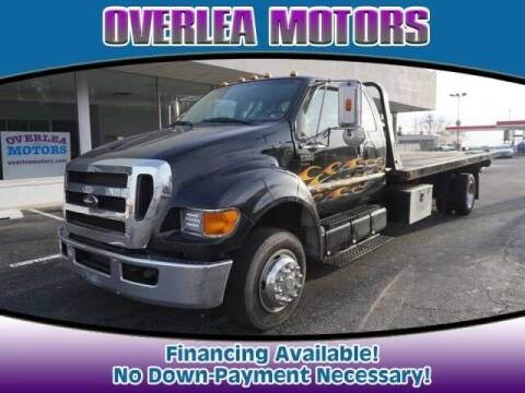 2008 Ford F-650 Super Duty for sale at Overlea Motors in Baltimore MD