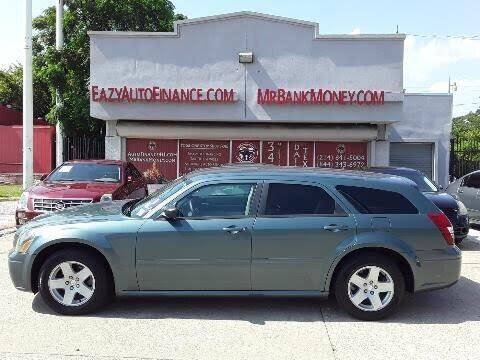 2005 Dodge Magnum for sale at Eazy Auto Finance in Dallas TX