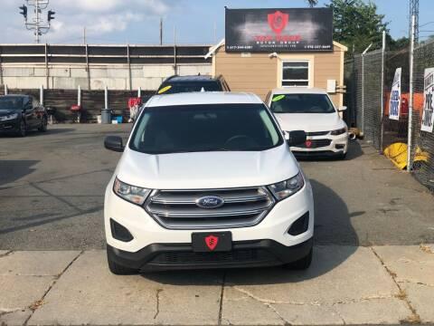 2016 Ford Edge for sale at Top Gear Cars LLC in Lynn MA