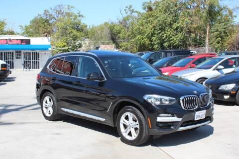 2019 BMW X3 for sale at Car 1234 inc in El Cajon CA