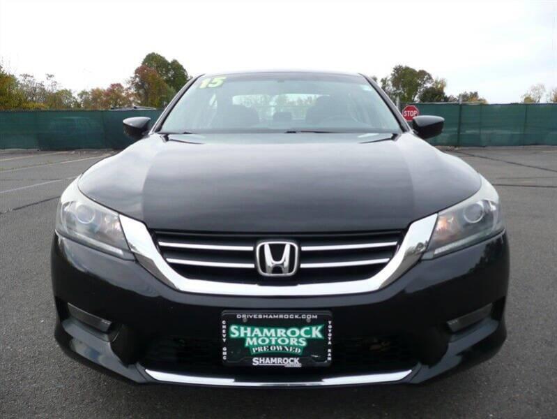 2015 Honda Accord Sport 4dr Sedan CVT - East Windsor CT