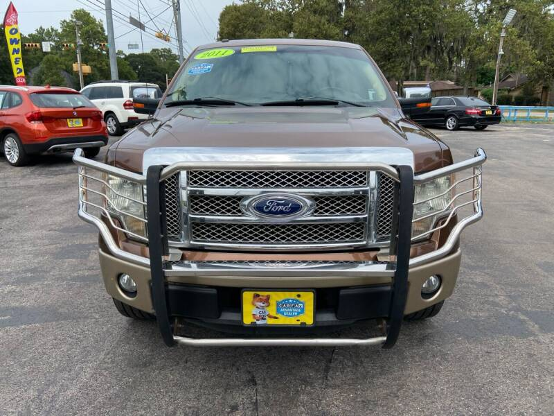 2011 Ford F-150 for sale at QUALITY PREOWNED AUTO in Houston TX