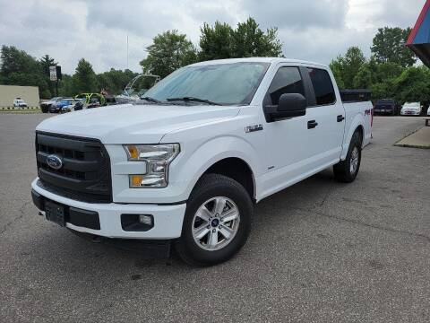 2017 Ford F-150 for sale at Cruisin' Auto Sales in Madison IN