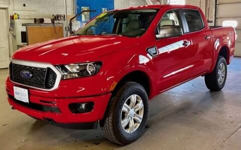 2020 Ford Ranger for sale at Reinecke Motor Co in Schuyler NE