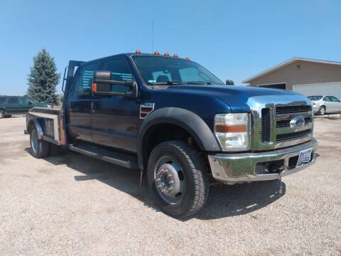 2008 Ford F-550 Super Duty for sale at Kevs Auto Sales in Helena MT