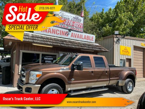 2012 Ford F-350 Super Duty for sale at Oscar's Truck Center, LLC in Houston TX