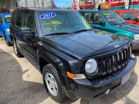 2011 Jeep Patriot for sale at 5 Stars Auto Service and Sales in Chicago IL