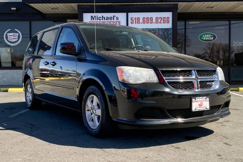 2012 Dodge Grand Caravan for sale at Michaels Auto Plaza in East Greenbush NY