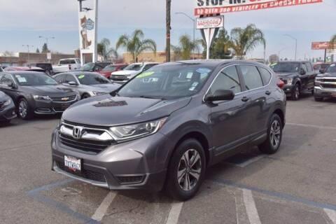 2017 Honda CR-V for sale at Choice Motors in Merced CA