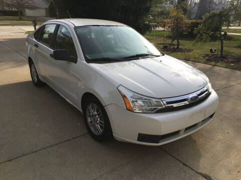 2011 Ford Focus for sale at Payless Auto Sales LLC in Cleveland OH