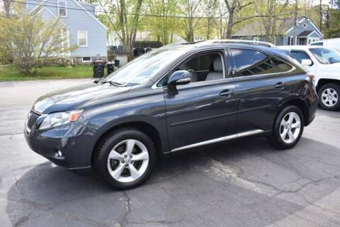 2011 Lexus RX 350 for sale at Absolute Auto Sales, Inc in Brockton MA