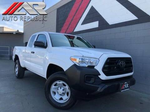 2019 Toyota Tacoma for sale at Auto Republic Fullerton in Fullerton CA