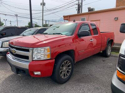 2008 Chevrolet Silverado 1500 for sale at 4th Street Auto in Louisville KY