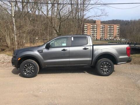 2021 Ford Ranger for sale at WESTON FORD  INC in Weston WV
