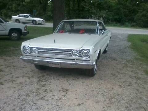 1967 Plymouth Belvedere for sale at Haggle Me Classics in Hobart IN