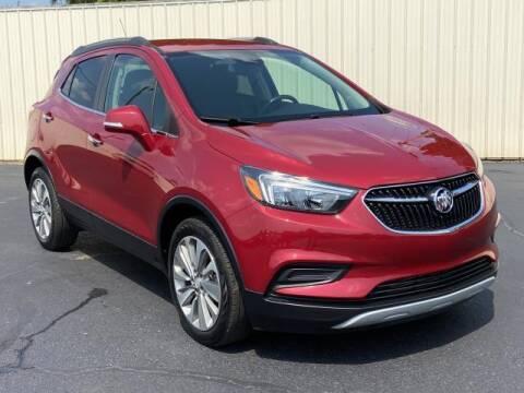 2019 Buick Encore for sale at Miller Auto Sales in Saint Louis MI