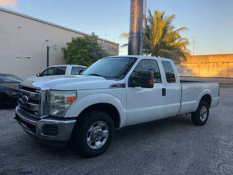 2011 Ford F-250 Super Duty for sale at Florida Cool Cars in Fort Lauderdale FL