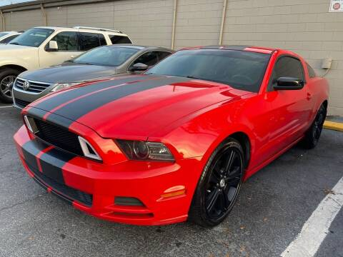 2014 Ford Mustang for sale at Top Garage Commercial LLC in Ocoee FL