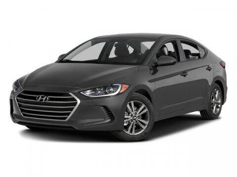 2017 Hyundai Elantra for sale at Stephen Wade Pre-Owned Supercenter in Saint George UT