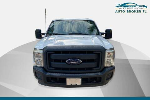 2014 Ford F-250 Super Duty for sale at INTERNATIONAL AUTO BROKERS INC in Hollywood FL