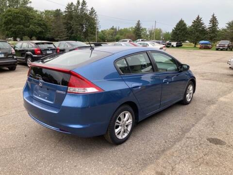2010 Honda Insight for sale at COUNTRYSIDE AUTO INC in Austin MN