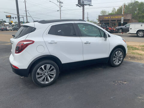 2018 Buick Encore for sale at Auto Credit Xpress in Jonesboro AR