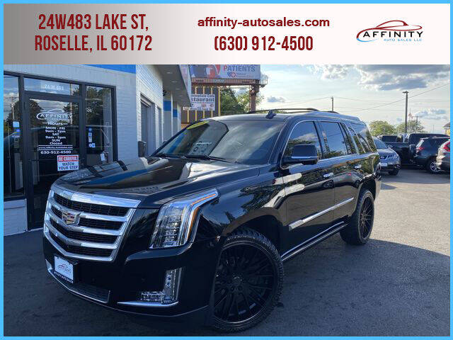 2016 Cadillac Escalade for sale in Roselle, IL