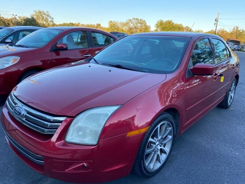 2009 Ford Fusion for sale at COUNTRYSIDE MOTORS in Opelika AL