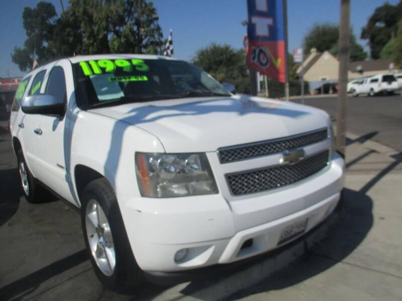 2007 Chevrolet Tahoe for sale at Quick Auto Sales in Modesto CA
