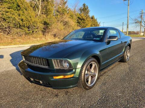 2008 Ford Mustang for sale at Premium Auto Outlet Inc in Sewell NJ
