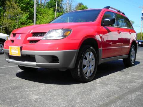 2003 Mitsubishi Outlander for sale at Auto Brite Auto Sales in Perry OH