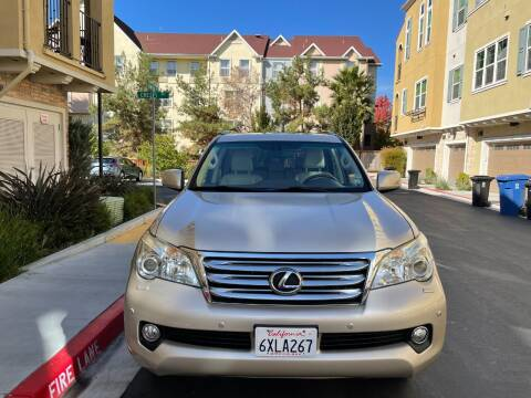 2010 Lexus GX 460 for sale at Hi5 Auto in Fremont CA