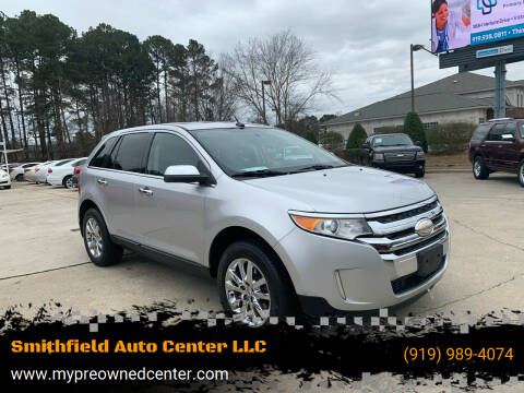 2013 Ford Edge for sale at Smithfield Auto Center LLC in Smithfield NC