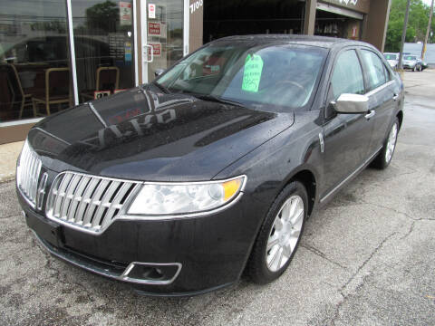 2010 Lincoln MKZ for sale at Arko Auto Sales in Eastlake OH