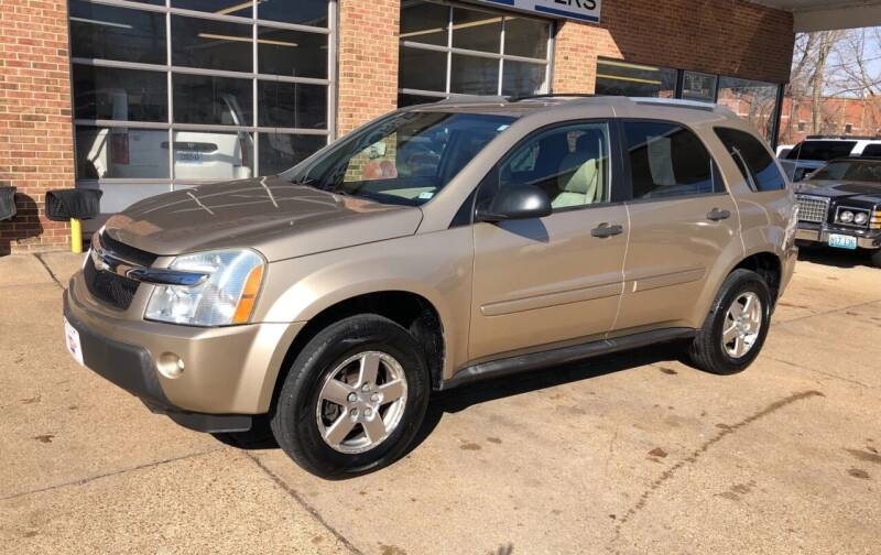 2005 Chevrolet Equinox for sale at County Seat Motors East in Union MO