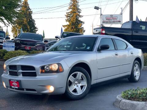 2007 Dodge Charger for sale at Real Deal Cars in Everett WA