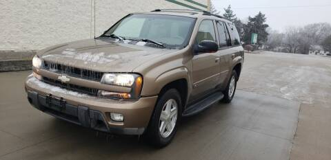2002 Chevrolet TrailBlazer for sale at Auto Choice in Belton MO