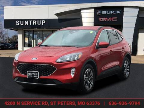 2020 Ford Escape for sale at SUNTRUP BUICK GMC in Saint Peters MO