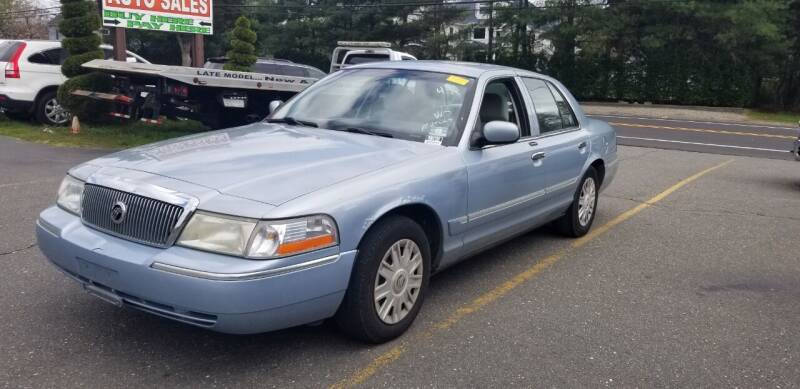 2005 Mercury Grand Marquis for sale at Central Jersey Auto Trading in Jackson NJ